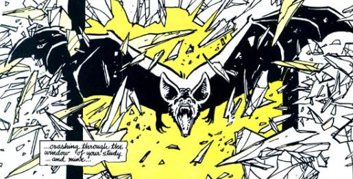 """""""It's a Bat, man!"""""""