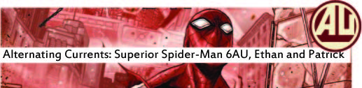 superior spider-man 6AU AU