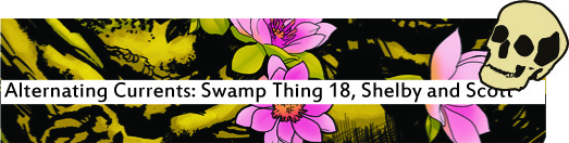 swamp thing 18 ROT
