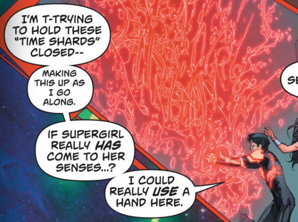True Facts Superboy