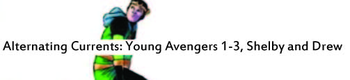 young avengers 1-3