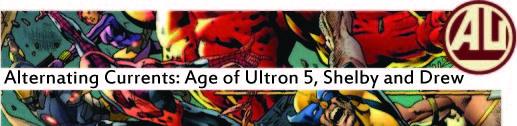 age of ultron 5 AU