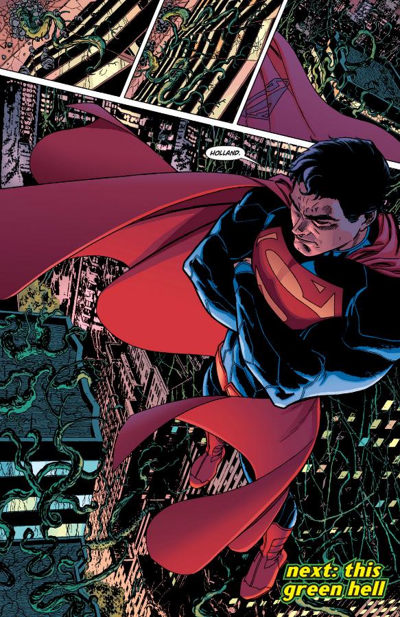 America, Clark. Metropolis is in America.