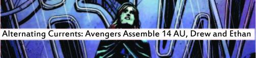 avengers assemble 14AU