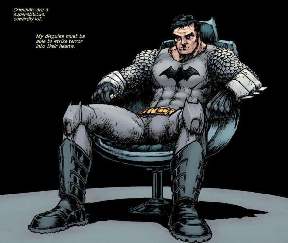 Batman will become a bat