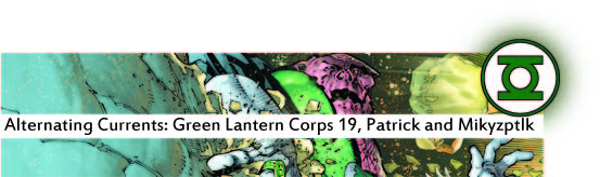 green lantern corps 19 wrath