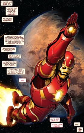 Iron Man?