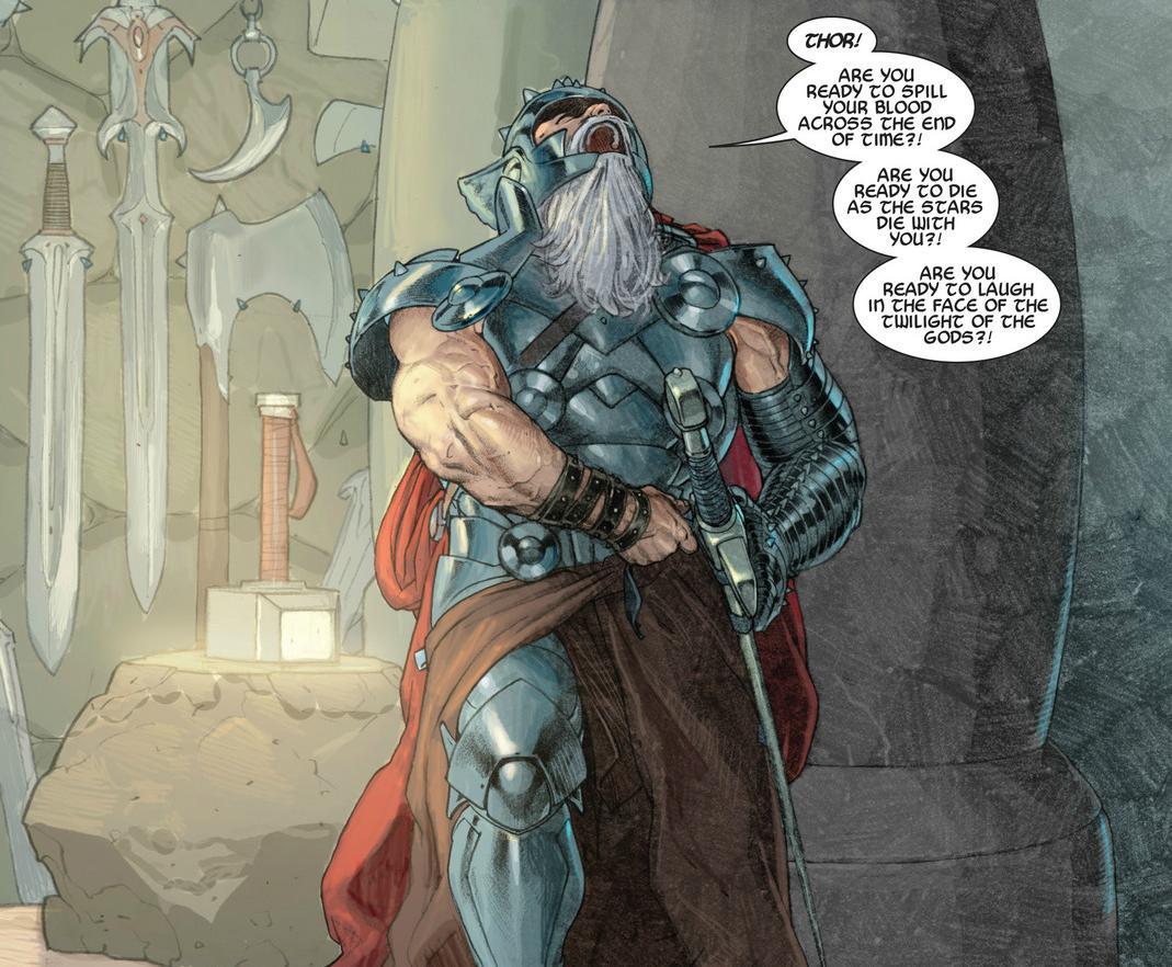 Thor: God of Thunder 7 | Retcon Punch