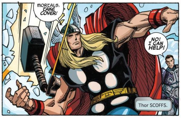 Retro Thor