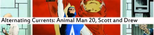 animal man 20