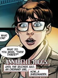 Annabelle Riggs