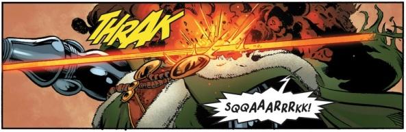 Doom Doom Doo.....OOWWWW!