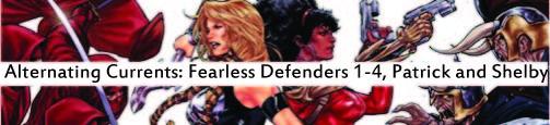 fearless defenders 1-4