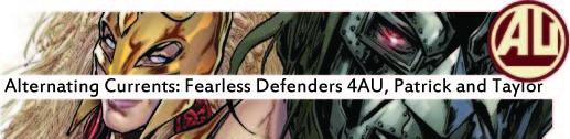 fearless defenders 4 AU