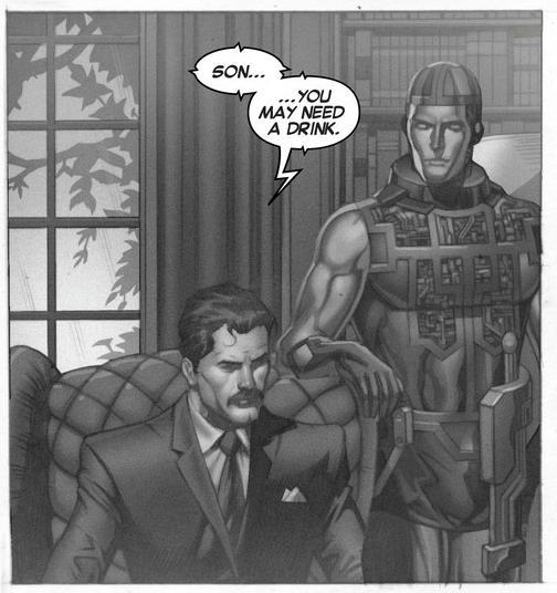 Howard Stark and 451