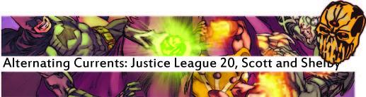 justice league 20 trinity