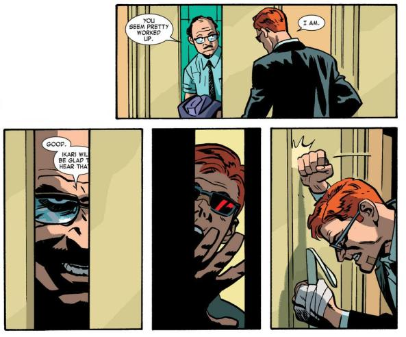 Matt Murdock seems pretty worked up