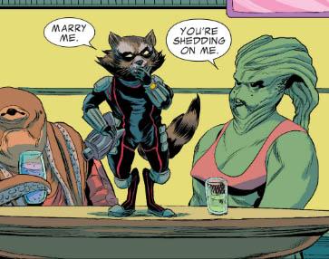 Guardians of the Galaxy: Infinite Comics 1-4 | Retcon Punch