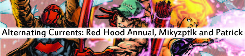red hood annual
