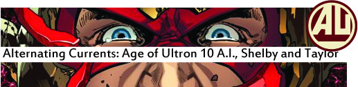 age of ultron 10 AI AU