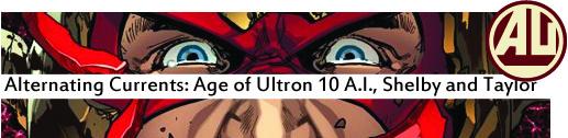 age of ultron 10 AI AU