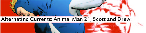 animal man 21