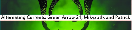green arrow 21