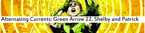 green arrow 22