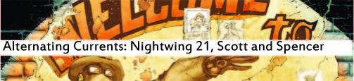 nightwing 21