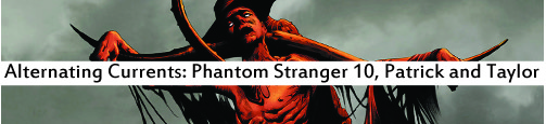 phantom stranger 10