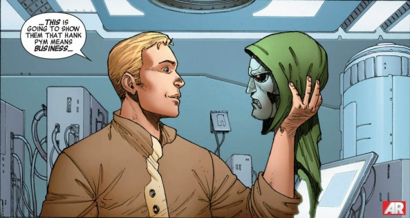 pym and doombot