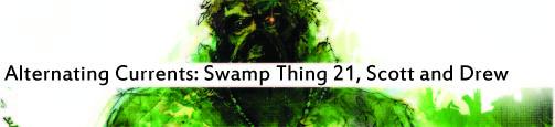swamp thing 21