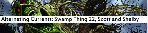 swamp thing 22