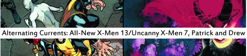 uncanny x-men 7 all new x-men 13