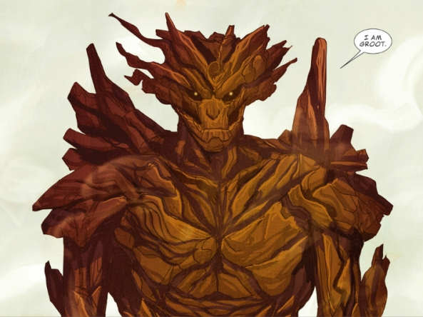 """""""What a coincidence! I'm also Groot!"""""""