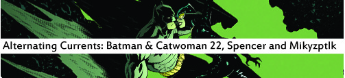 batman and catwoman 22