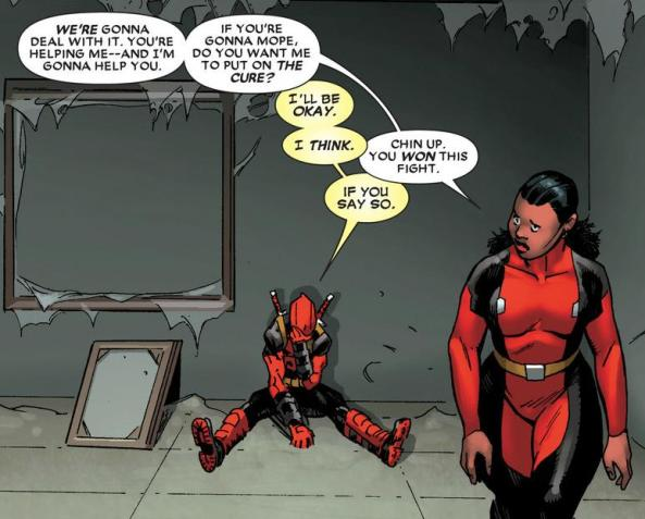 Deadpool and Preston
