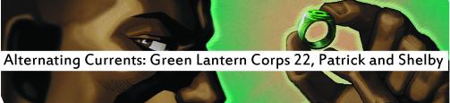 green lantern corps 22