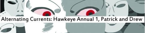 hawkeye annual 1