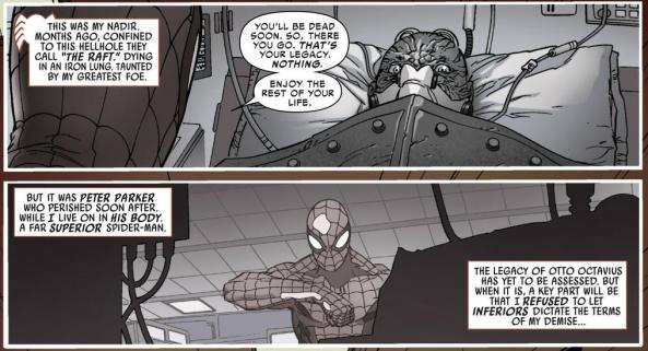 Otto and Spider-Man