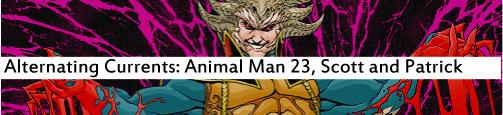 animal man 23