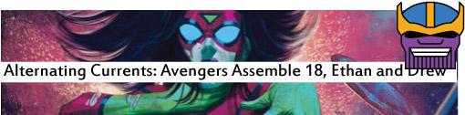 avengers assemble 18 infinity