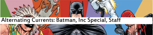 batman inc special