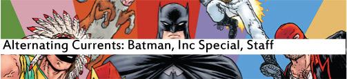 batman inc special