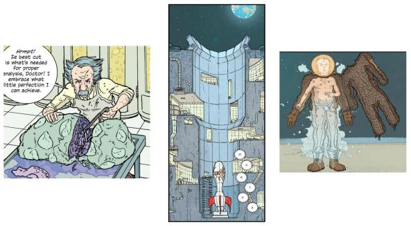 Cross-sections in Manhattan Projects 13