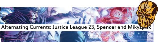 justice league 23 trinity