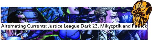 Justice League Dark 23 trinity