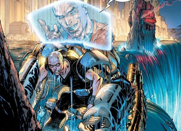 Lex Luthor plus