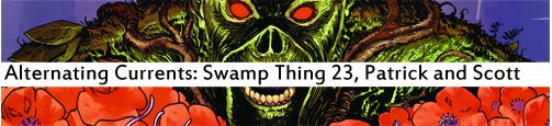 swamp thing 23