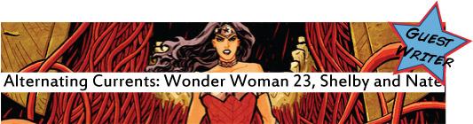 wonder woman 23